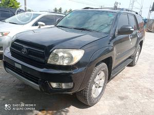 Toyota 4-Runner 2006 Limited 4x4 V6 Black | Cars for sale in Lagos State, Ibeju