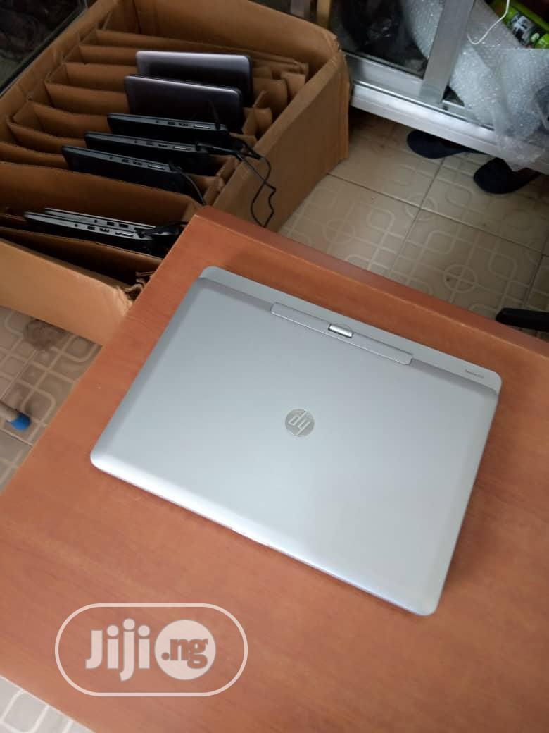 Laptop HP EliteBook Revolve 810 G1 4GB Intel Core I5 SSD 128GB | Laptops & Computers for sale in Ikeja, Lagos State, Nigeria