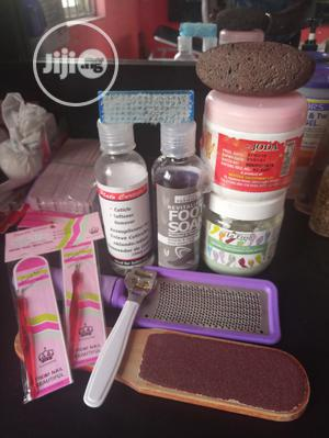 Manicure Pedicure (Home Service) | Health & Beauty Services for sale in Lagos State, Ajah