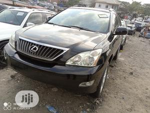 Lexus RX 2009 350 4x4 Black | Cars for sale in Lagos State, Amuwo-Odofin