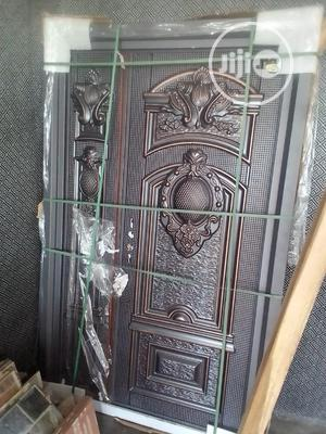 High Quality Copper Security Door 4ft | Doors for sale in Lagos State, Orile