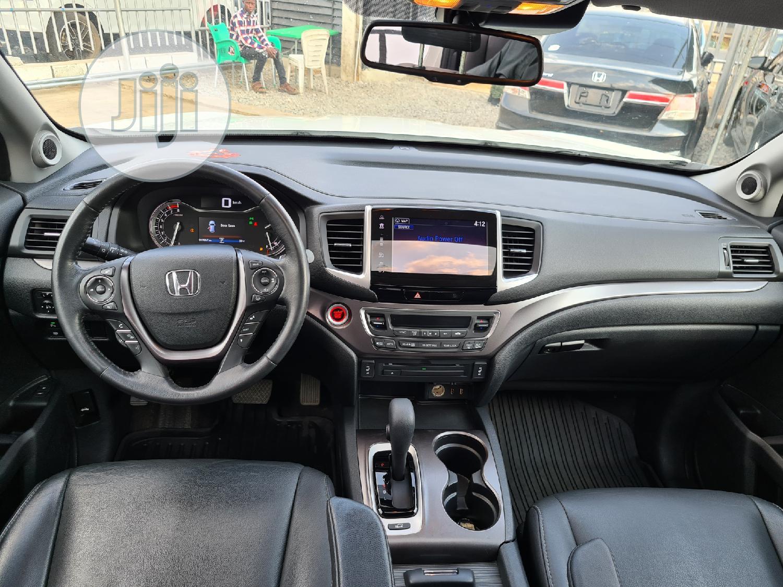 Honda Pilot 2017 White | Cars for sale in Ikeja, Lagos State, Nigeria