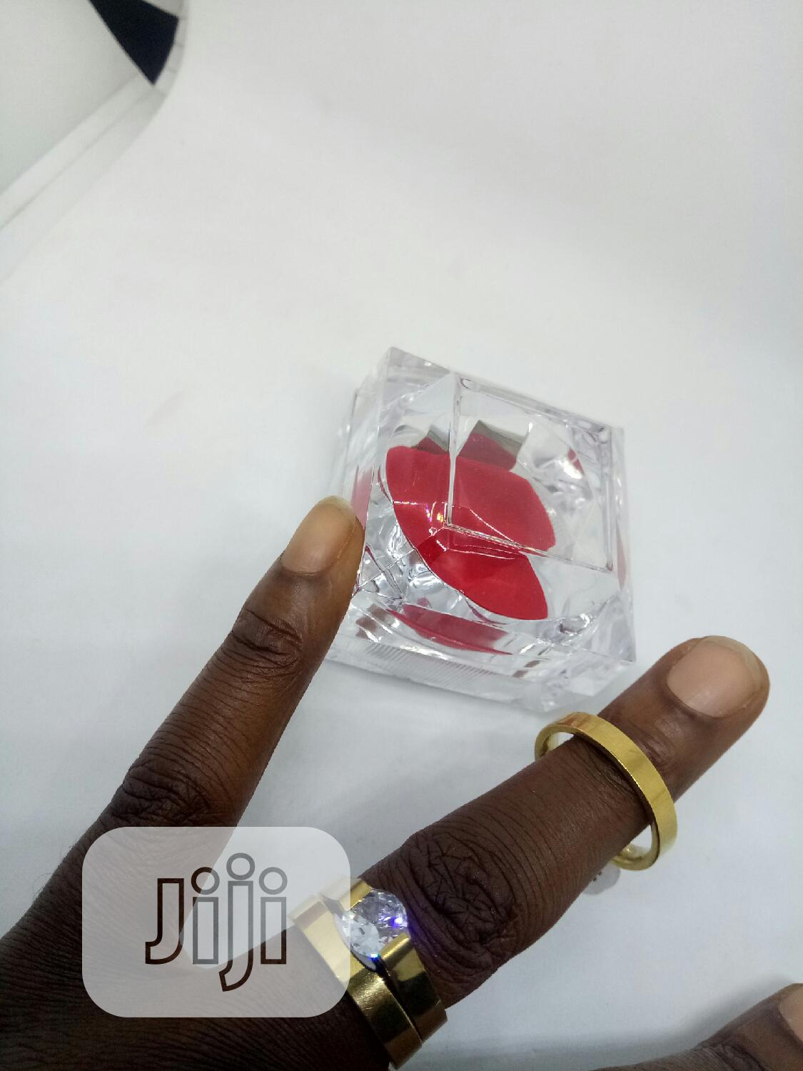 Rose Indiana Set Of Wedding Ring 007 - Gold | Wedding Wear & Accessories for sale in Ojodu, Lagos State, Nigeria