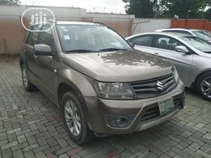 Suzuki Vitara 2014 Brown | Cars for sale in Lagos State, Magodo
