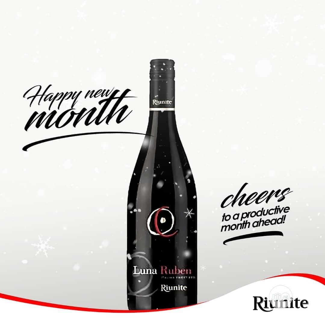 Archive: Luna Ruben Red Wine