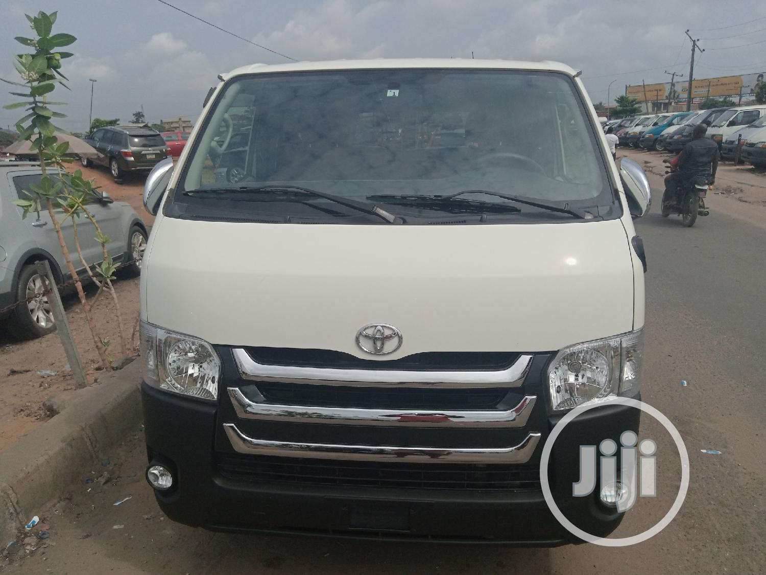 Toyota Hiace 2012   Buses & Microbuses for sale in Apapa, Lagos State, Nigeria