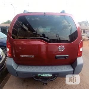 Nissan Xterra 2005 Automatic Red | Cars for sale in Enugu State, Enugu
