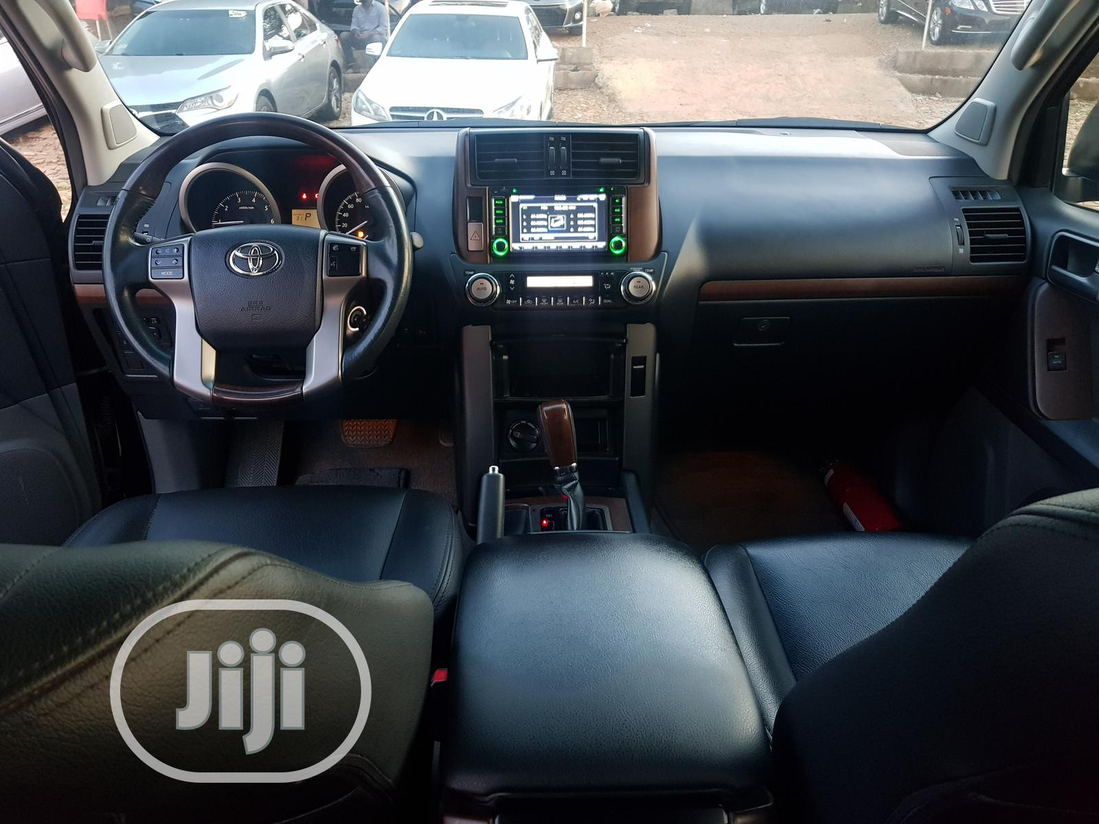 Toyota Land Cruiser 2013 4.0 V6 GX-R Black | Cars for sale in Gwarinpa, Abuja (FCT) State, Nigeria