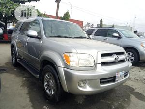 Toyota Sequoia 2006 Silver   Cars for sale in Lagos State, Amuwo-Odofin