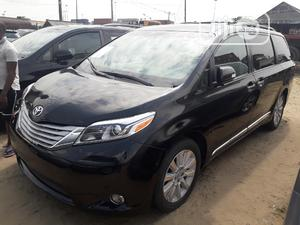 Toyota Sienna 2017 Black | Cars for sale in Lagos State, Apapa