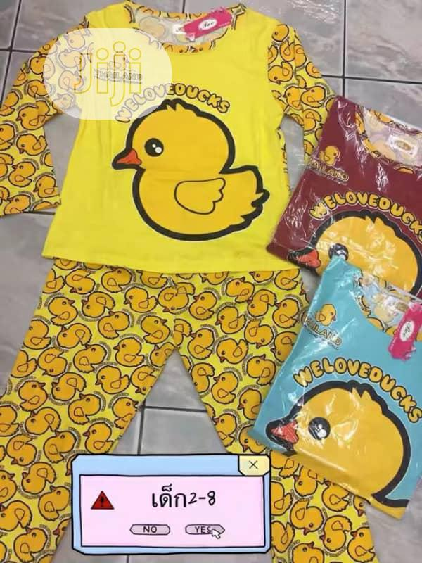 Children Cloth Day And Night Wears For Sale At Lagos