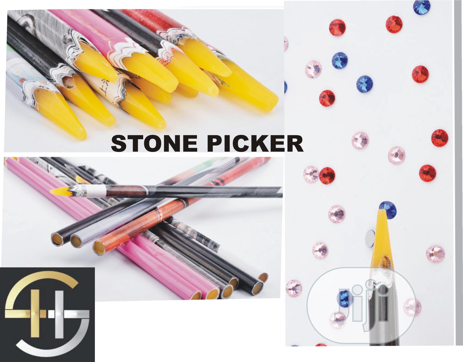 Pen Wax Stone Picker Nails