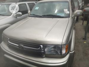 Toyota 4-Runner 2002 Gold | Cars for sale in Lagos State, Apapa