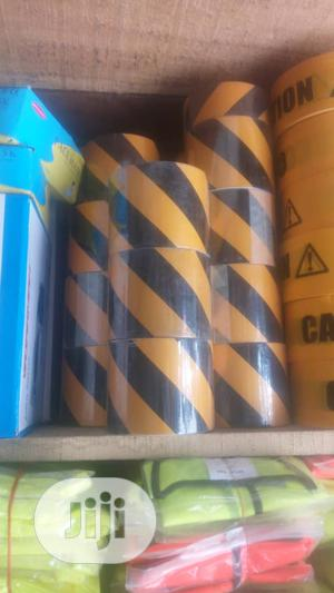 Reflective Caution Tape   Safetywear & Equipment for sale in Lagos State, Ikeja