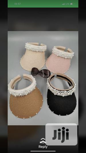 Quality Beaded Beach Hat | Clothing Accessories for sale in Lagos State, Lagos Island (Eko)