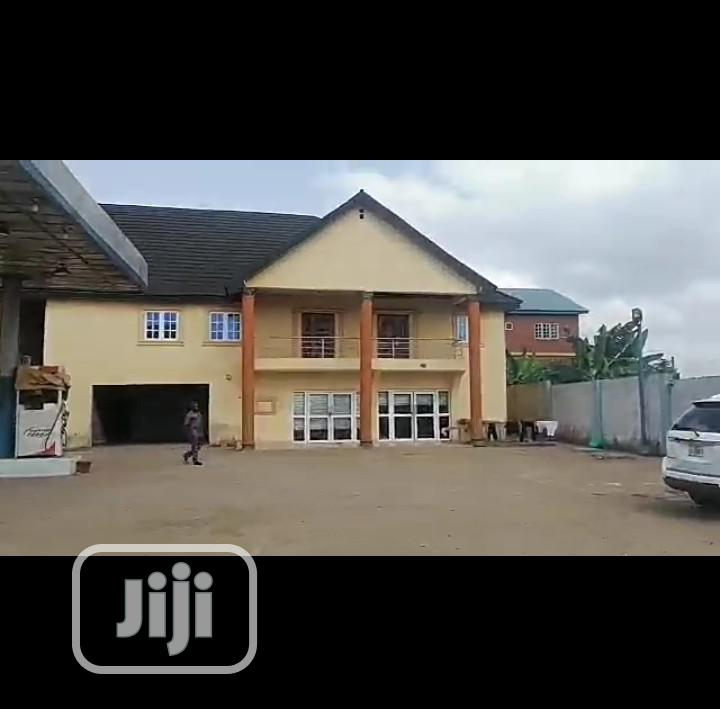 Archive: A Petrol Station on Two Plots at Ayobo, Lagos