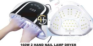 2 in 1 Double 160w Uv/Led Nail Lamp Dryer   Tools & Accessories for sale in Rivers State, Port-Harcourt