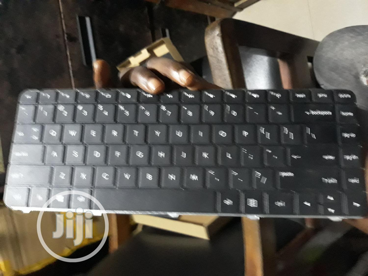 Hp 630 And 650 Keyboard Available   Computer Accessories  for sale in Ikeja, Lagos State, Nigeria