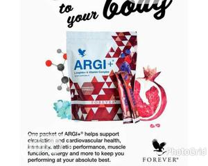 Forever Argi+.For Heart,Sexual Functions.Muscle Growth   Vitamins & Supplements for sale in Lagos State, Ikeja