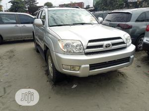 Toyota 4-Runner 2005 Limited V6 4x4 Silver | Cars for sale in Lagos State, Amuwo-Odofin
