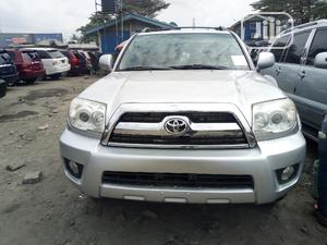 Toyota 4-Runner 2006 Limited 4x4 V6 Silver   Cars for sale in Lagos State, Amuwo-Odofin