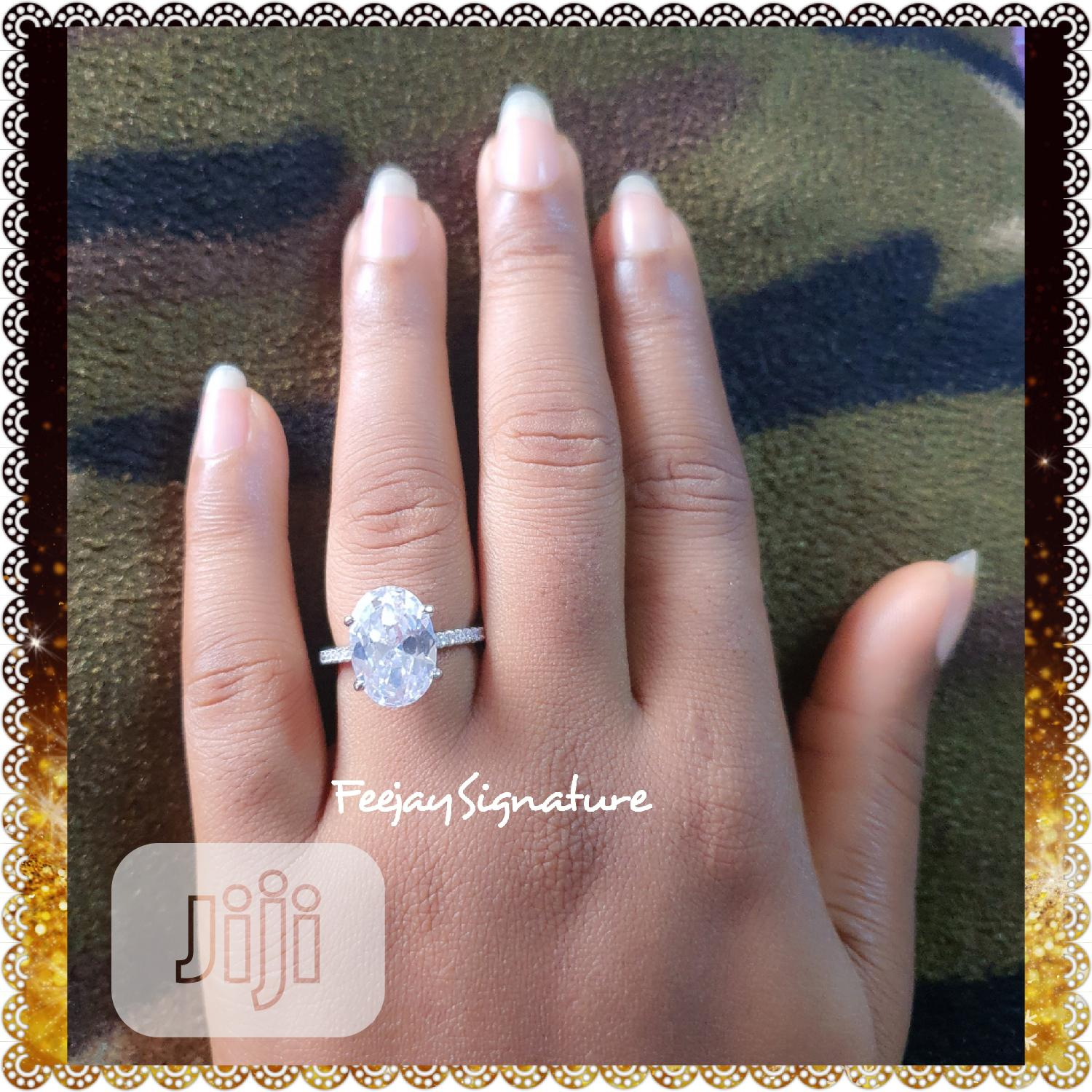 Archive: Sterling Silver Proposal Ring