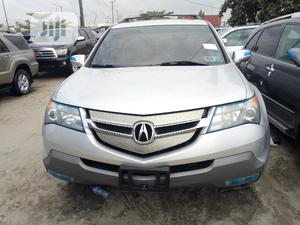 Acura MDX 2008 SUV 4dr AWD (3.7 6cyl 5A) Silver | Cars for sale in Lagos State, Amuwo-Odofin