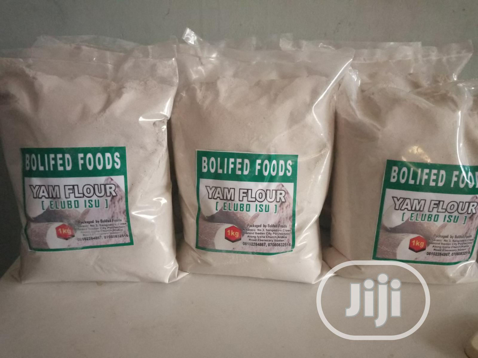YAM FLOUR (Elubo Isu) | Meals & Drinks for sale in Egbeda, Oyo State, Nigeria