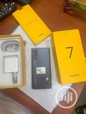 New Realme 7 5G 128 GB Gray | Mobile Phones for sale in Lagos State, Ikeja