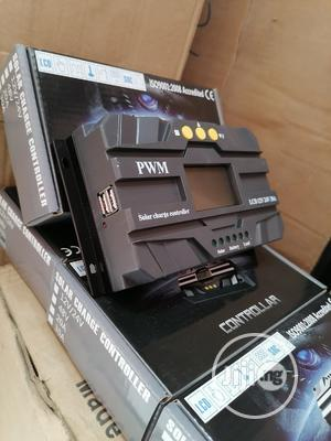 30A Solar Charge Controller 12/24volt Pwm.   Solar Energy for sale in Lagos State, Ojo