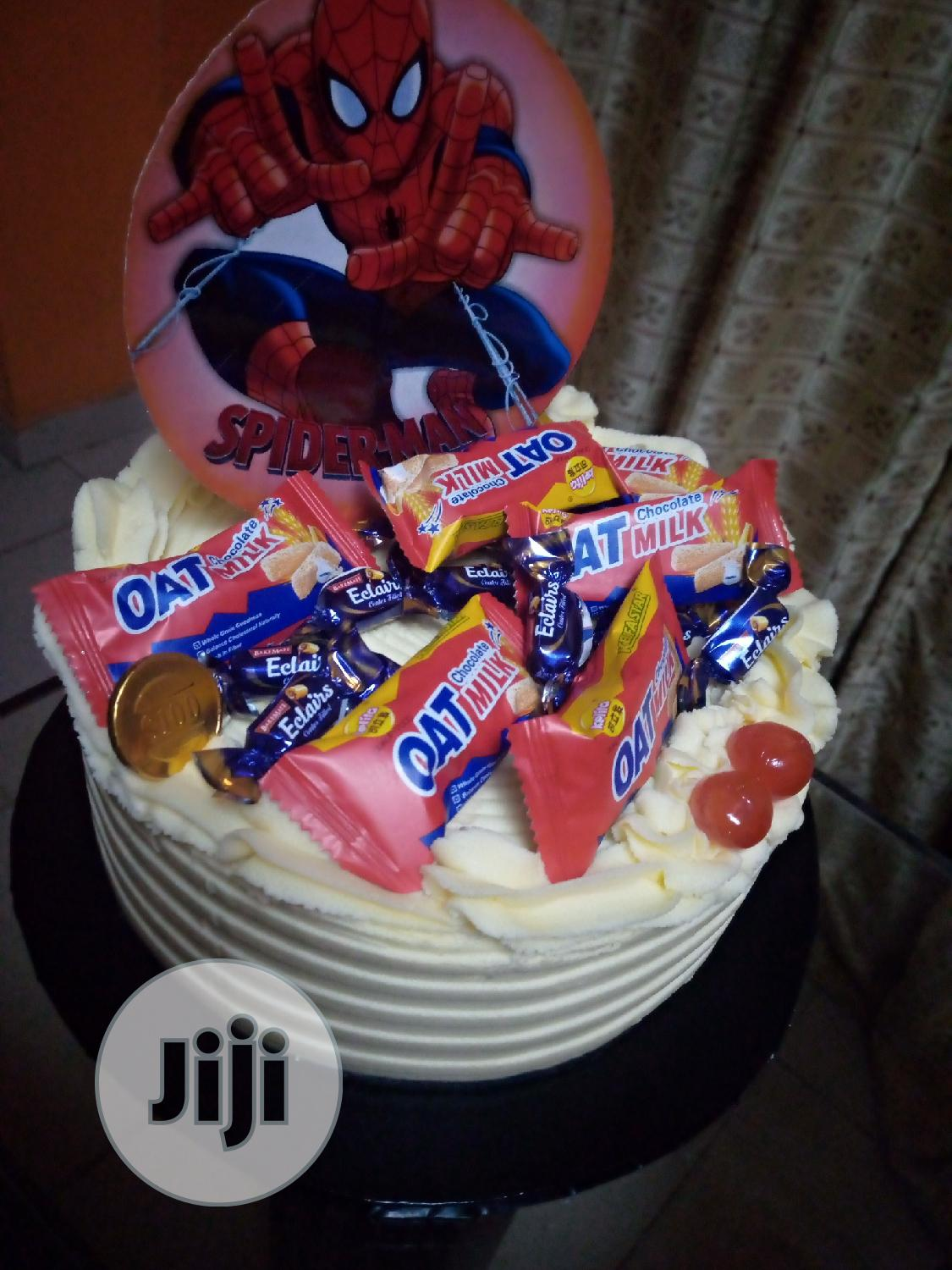 Archive: Cake And Snacks