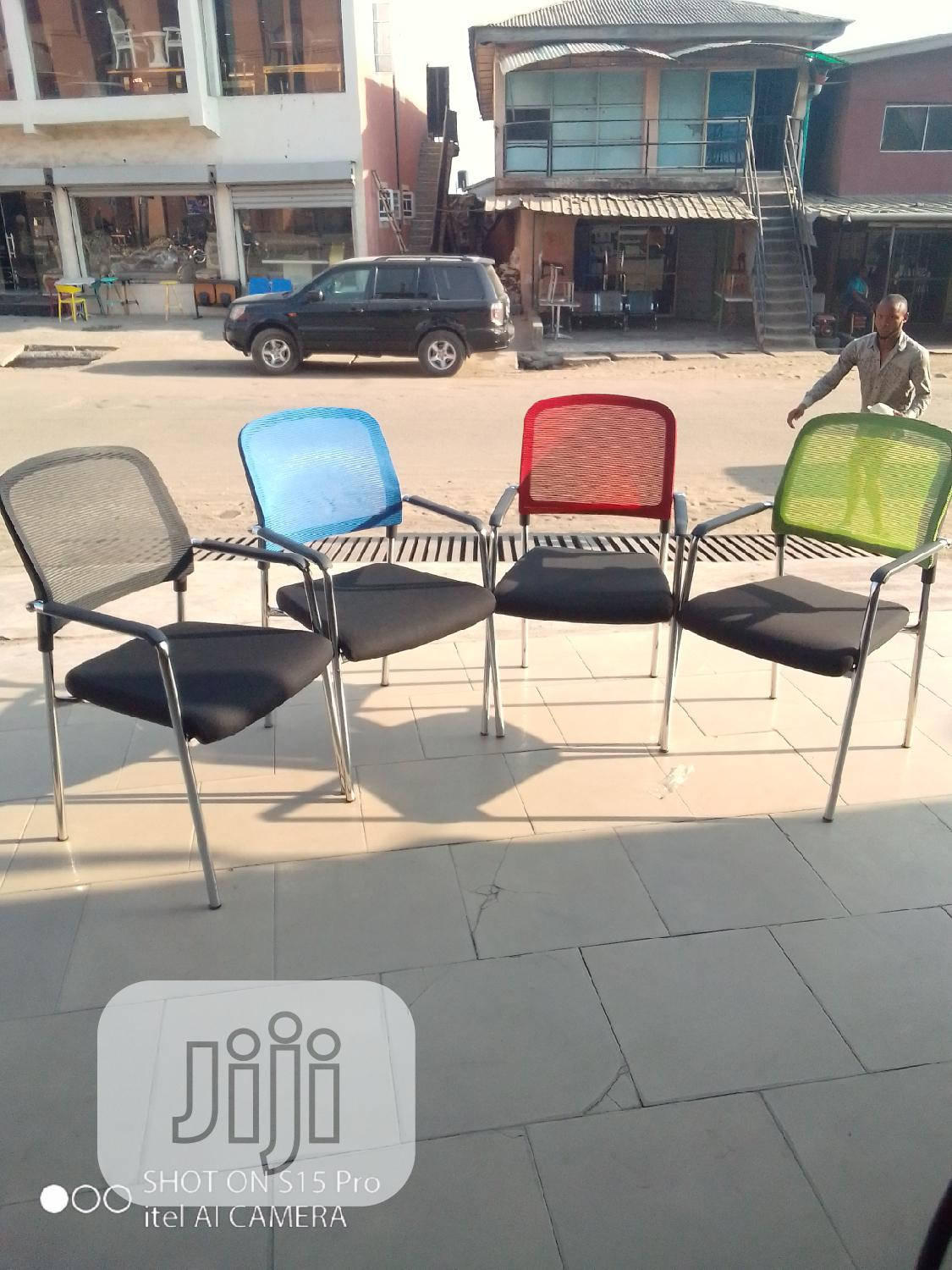 Four Leg Mesh Chair | Furniture for sale in Ajah, Lagos State, Nigeria