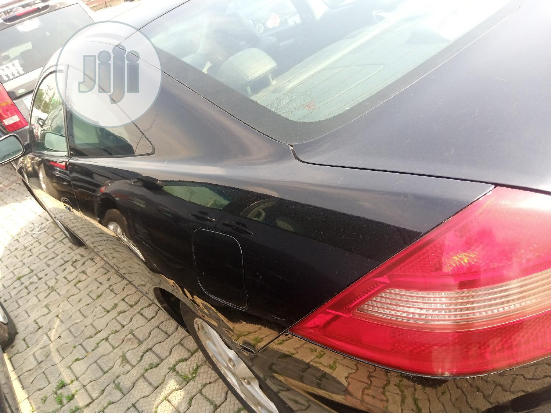 Honda Accord 2005 Black   Cars for sale in Ikeja, Lagos State, Nigeria