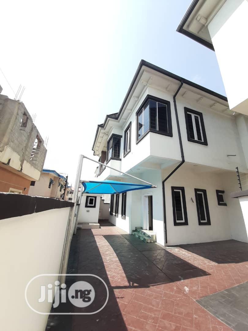 Lovely 5 Bedroom Duplex For Sale Qt Osapa London Lekki