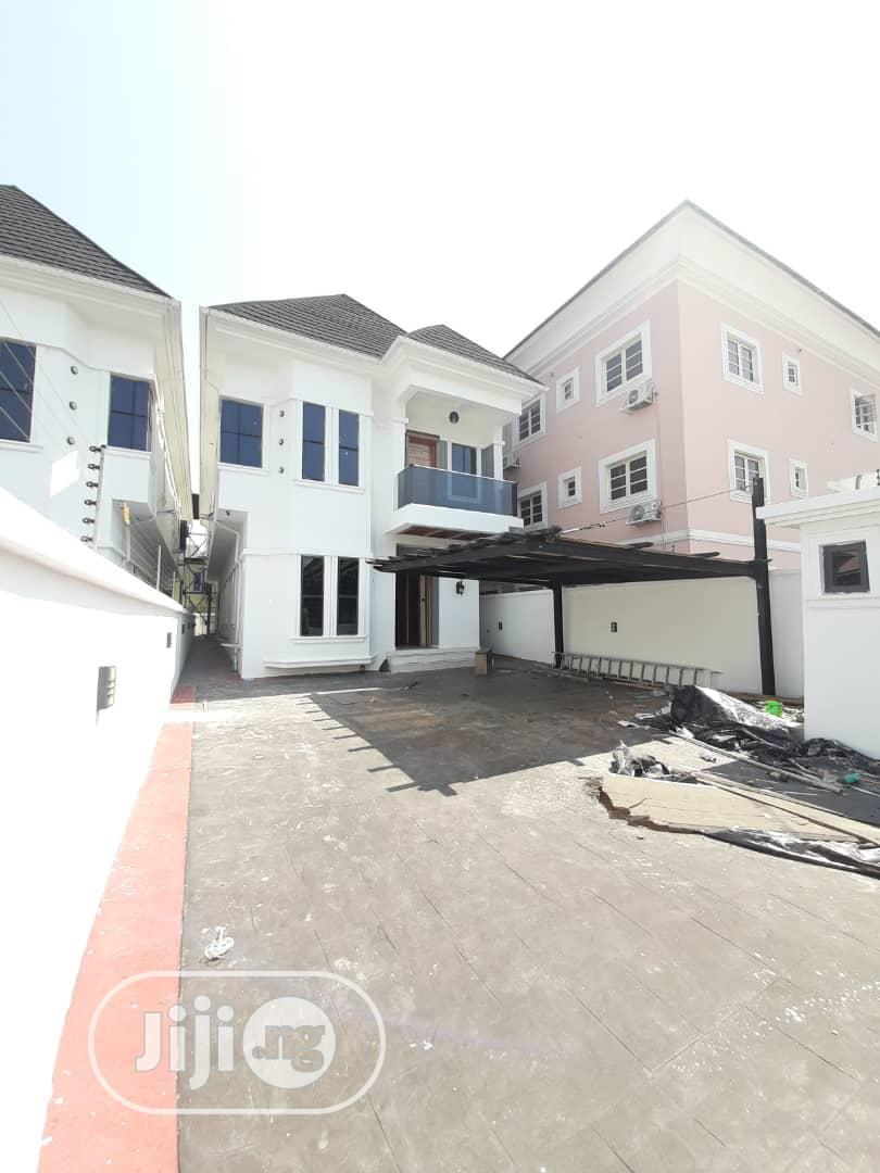Neat 5 Bedroom Duplex For Sale At Osapa London Lekki Lagos