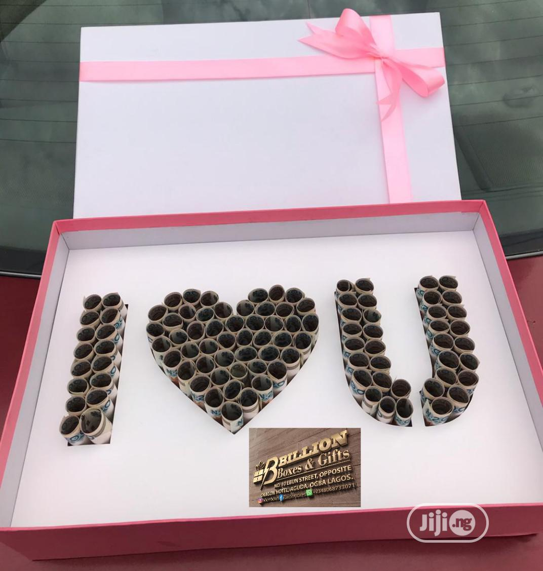 Amazing Money Gift Box For Your Loved Ones.