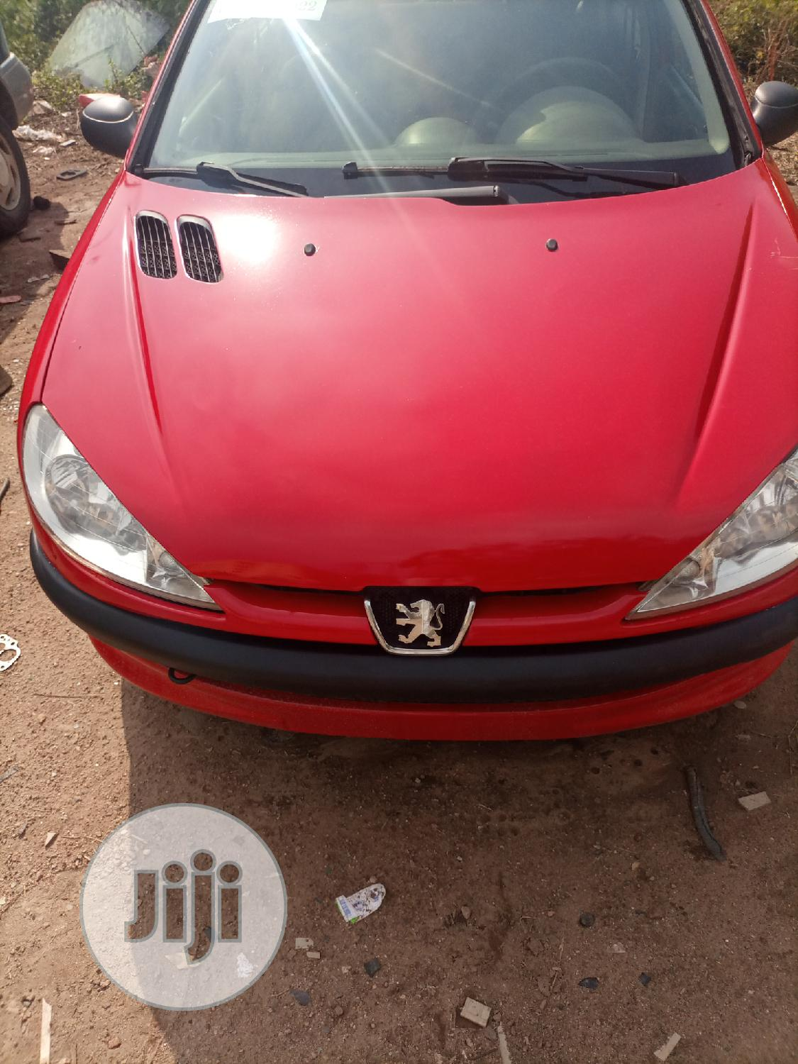 Archive Peugeot 206 2003 Cc Red In Oluyole Cars Tadfems Multi Concept Jiji Ng