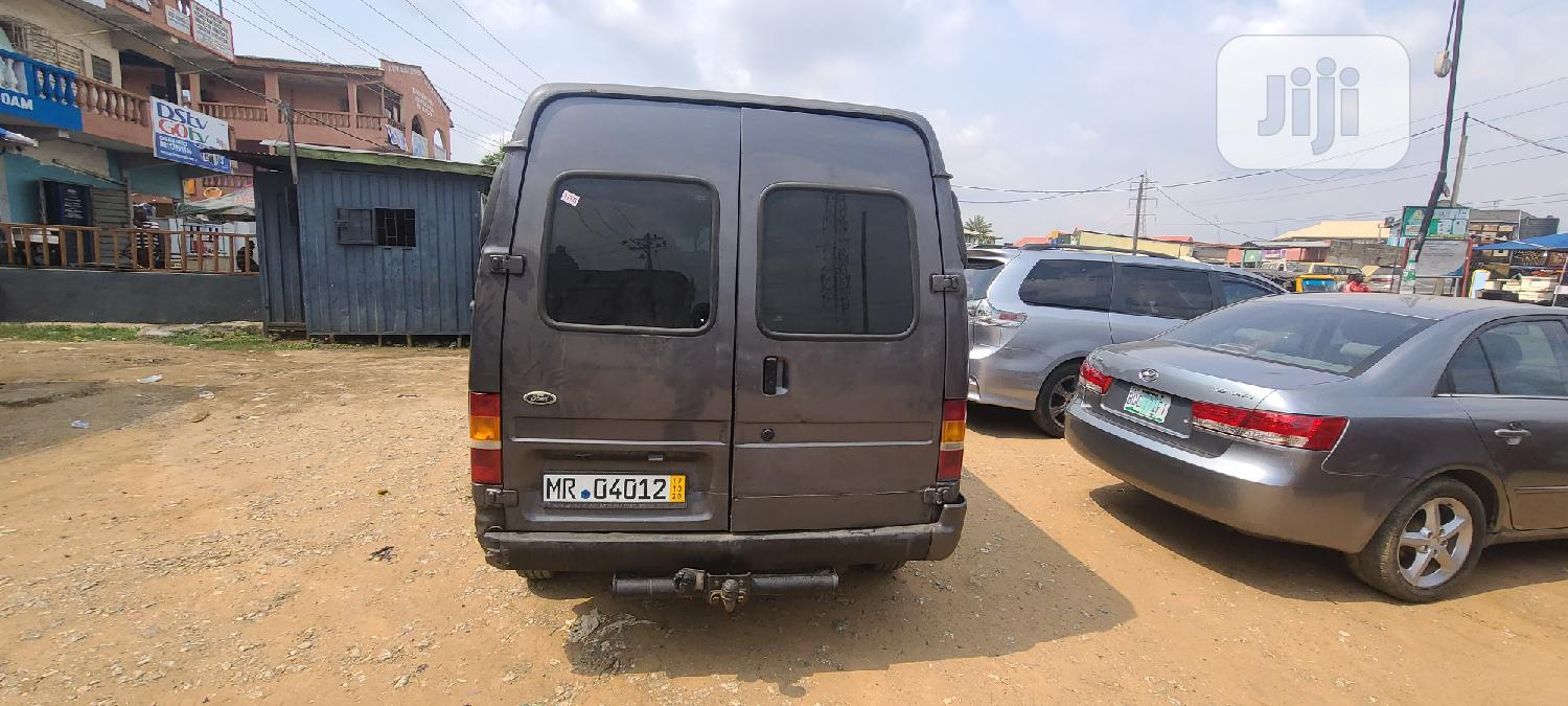 Ford Transit 2000 Gray | Buses & Microbuses for sale in Isolo, Lagos State, Nigeria