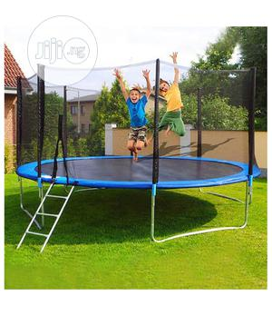 Trampoline 12ft   Sports Equipment for sale in Lagos State, Surulere