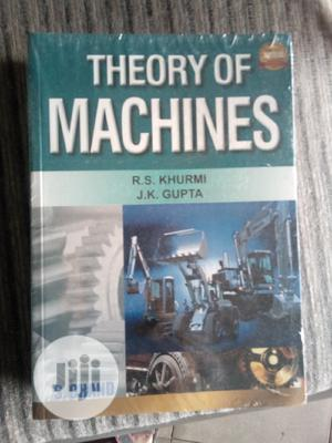 Theroy of Machine | Books & Games for sale in Lagos State, Surulere