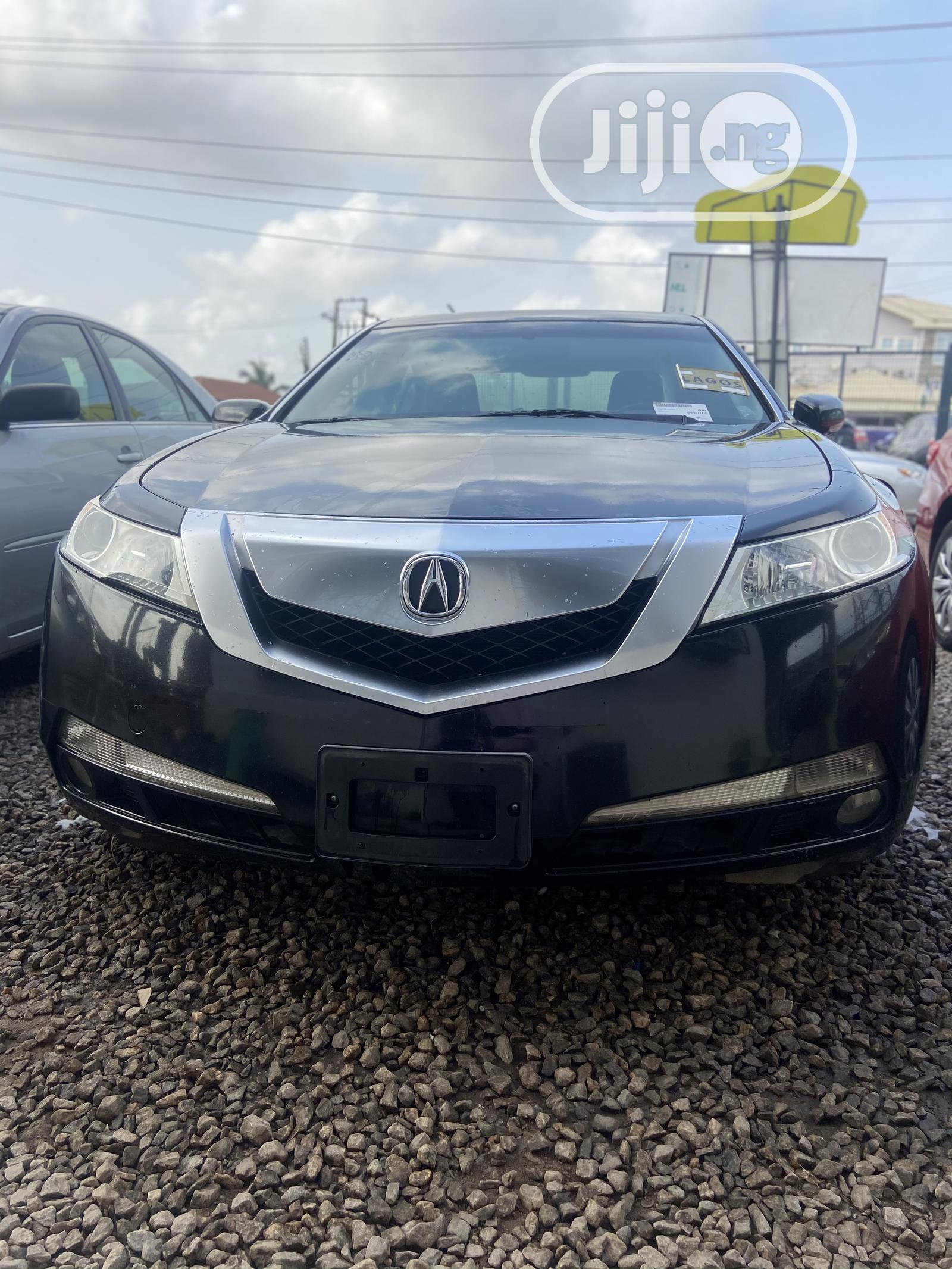 Acura Tl 2009 Black In Oluyole Cars Shashi Impex Automobile Concept Jiji Ng