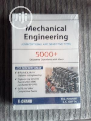 Mechanical Engineering   Books & Games for sale in Lagos State, Surulere