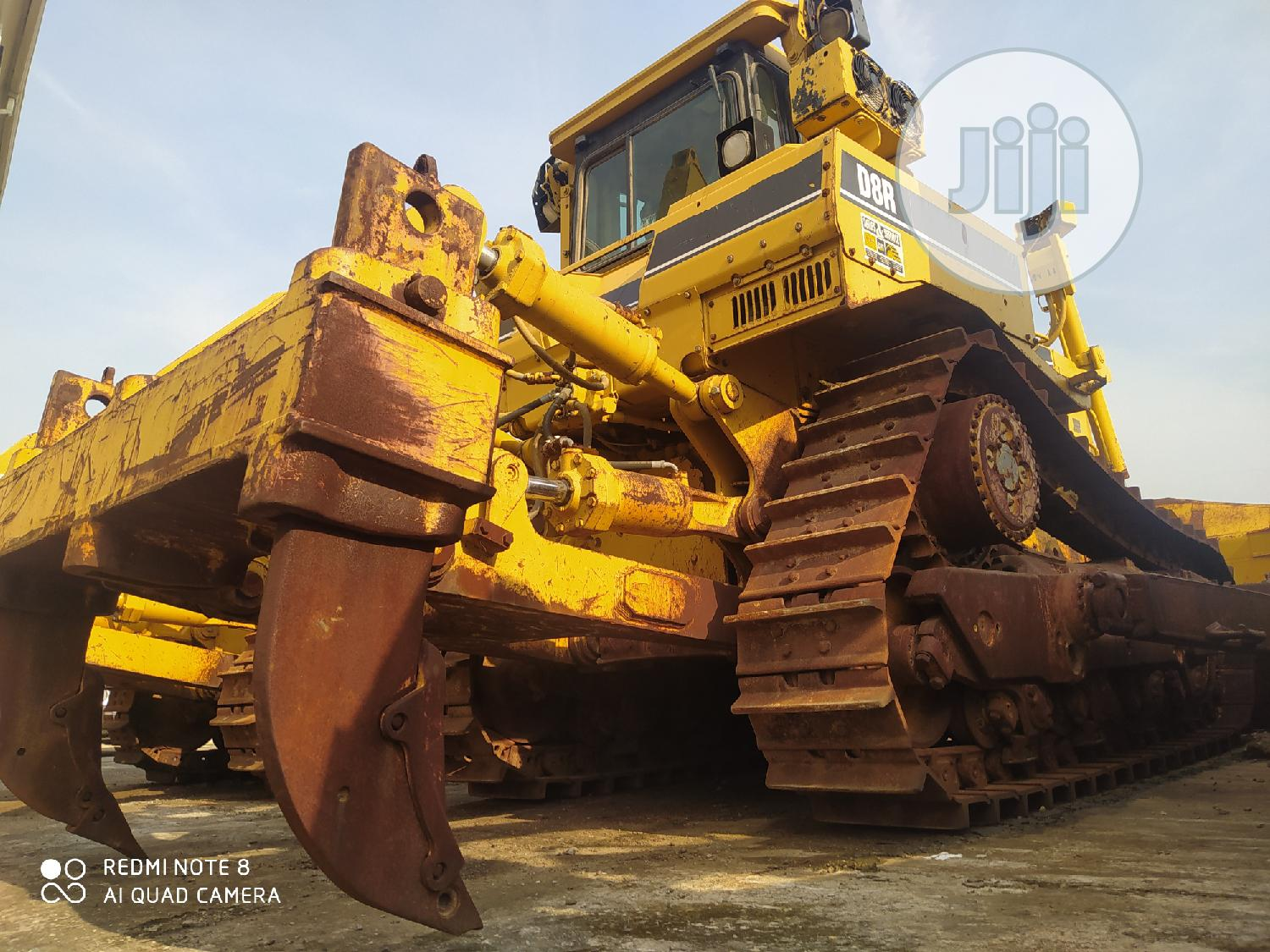 American Used Cat D8R With Ripper Forsale