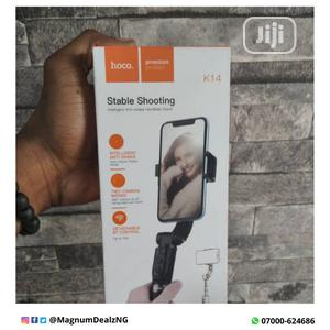 """Hoco Selfie Stick """"K14 Element"""" Tripod Stand 
