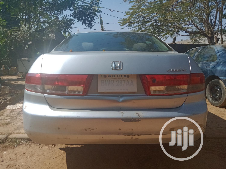 Honda Accord 2004 Automatic Gray | Cars for sale in Jabi, Abuja (FCT) State, Nigeria