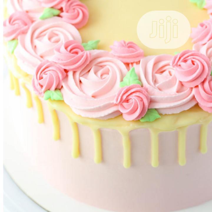 Tasty 2 In 1 Drip Birthday Cake