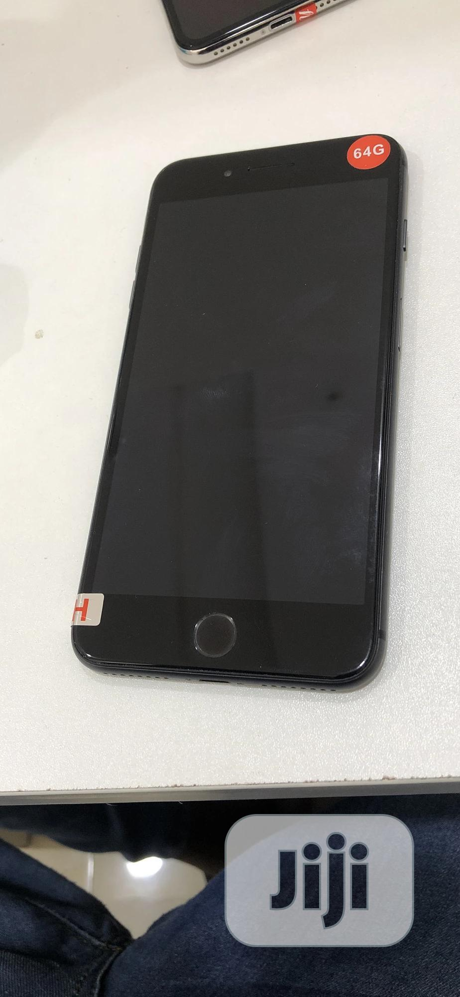 Apple iPhone 8 Plus 64 GB Black | Mobile Phones for sale in Wuse 2, Abuja (FCT) State, Nigeria