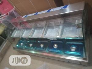 New Food Warmer /Bain Marie (10plates)   Restaurant & Catering Equipment for sale in Lagos State, Ojo