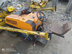 Japanese Used Double Drum Vibratory Compactor Roller Machine | Heavy Equipment for sale in Lagos State, Amuwo-Odofin