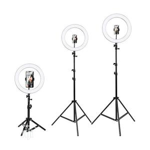 10 Inch 26cm Fill Light Bracket LED Ring Light With Tripod | Accessories & Supplies for Electronics for sale in Lagos State, Ikeja